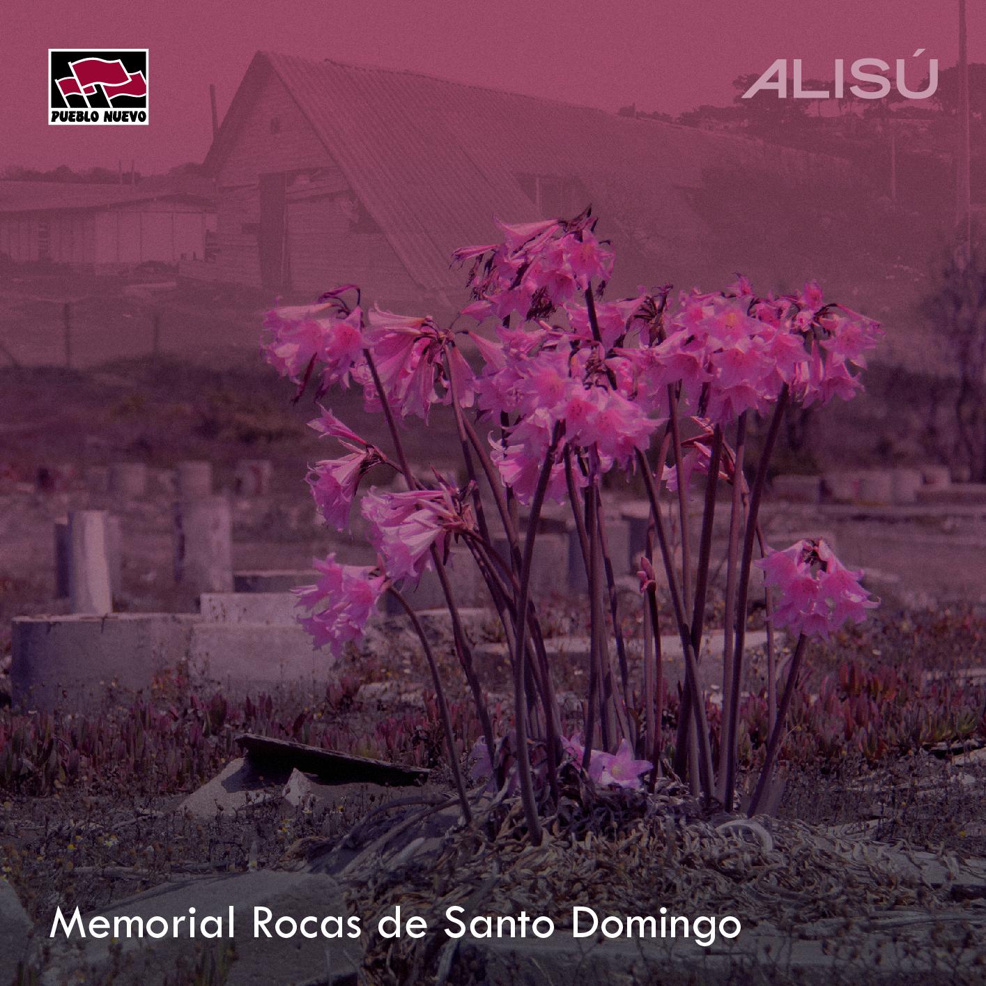 Alisú – Memorial Rocas de Santo Domingo